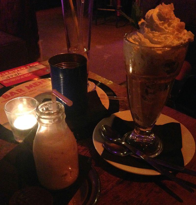 Foundation Bar Dessert