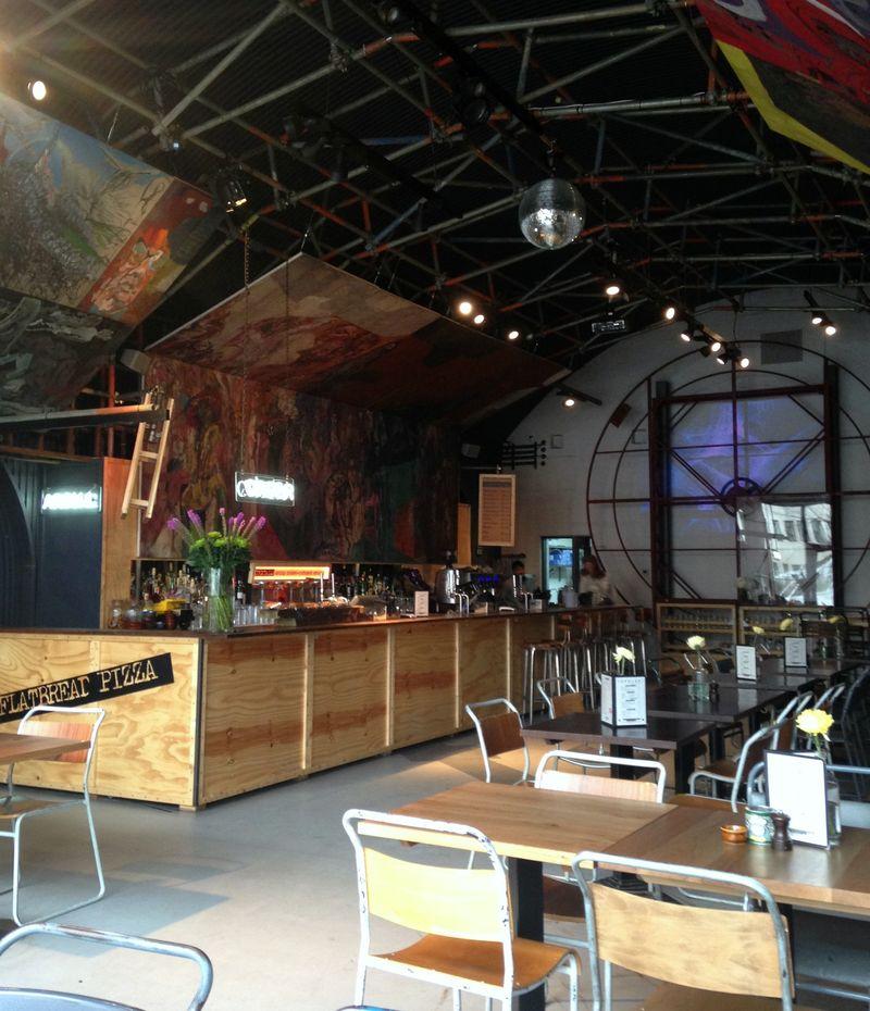 Topolski Bar