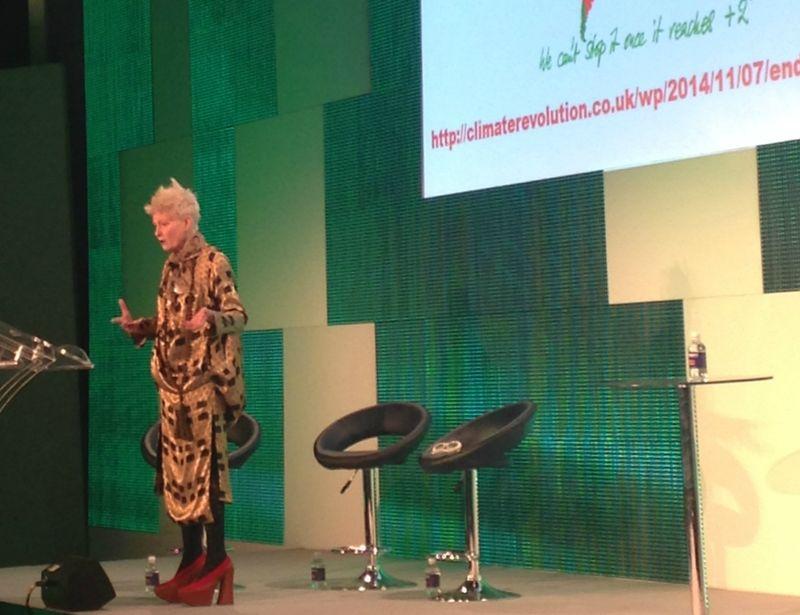 Vivienne Westwood FutureFest