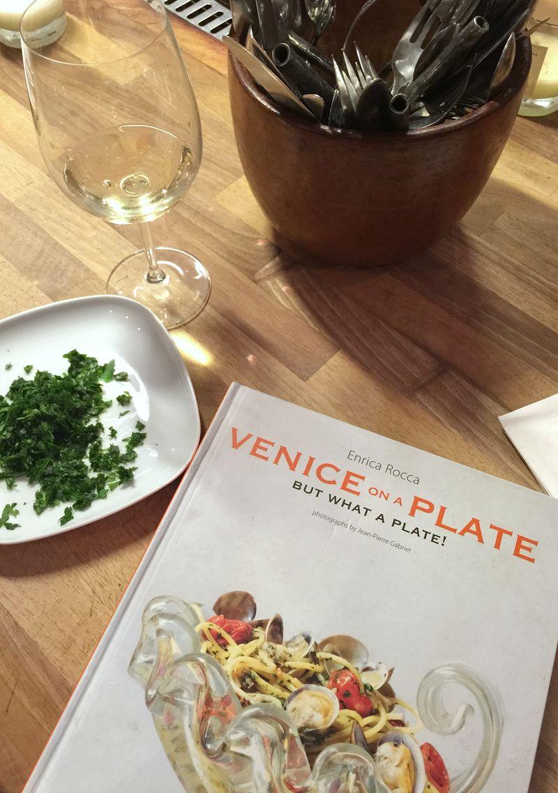 Enrica Rocca Italian Cook Book