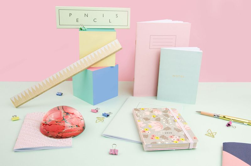 Paper Gang Monthly Subscription Stationary Box