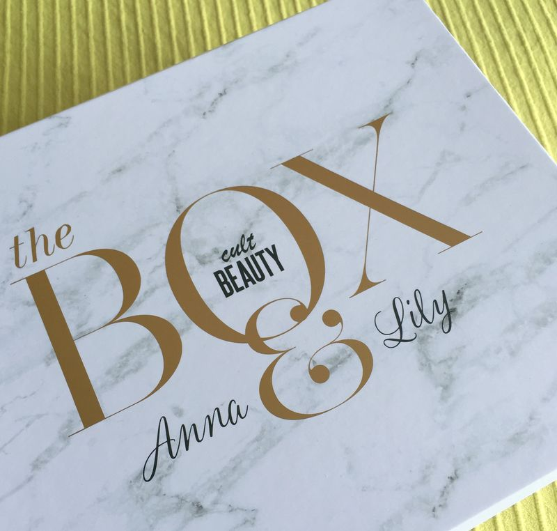 Anna Lily Cult Beauty Box