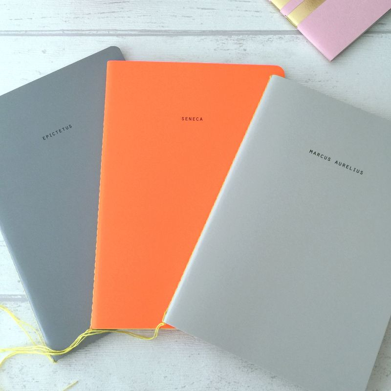 Polite LTD Stoics Notebooks