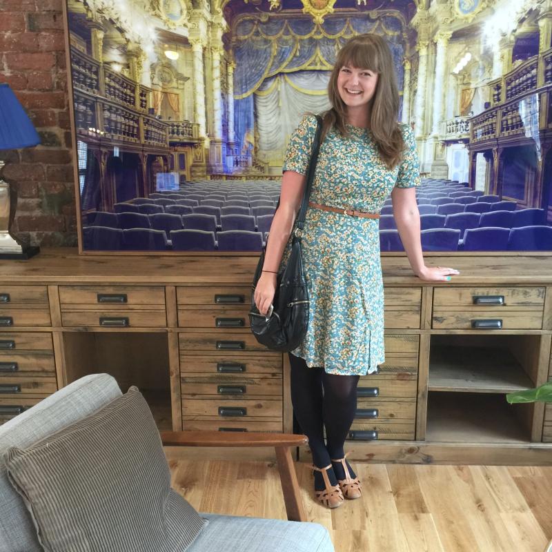 Hannah Cox Crafternoon Cabaret