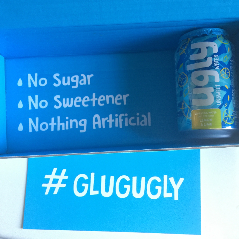 Ugly Healthy Soda Drink