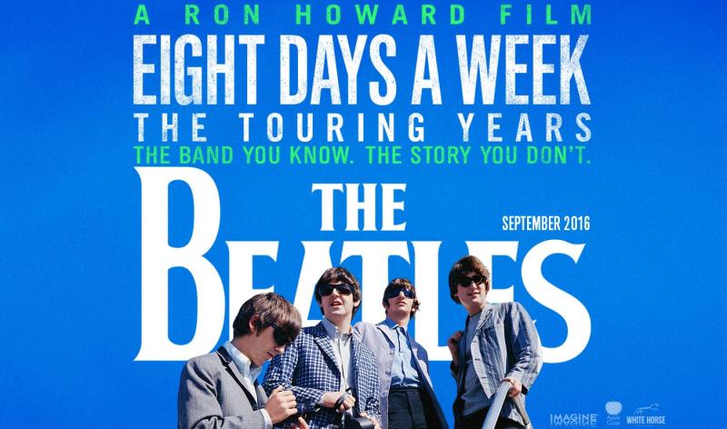 Eight Days A Week Beatles Film