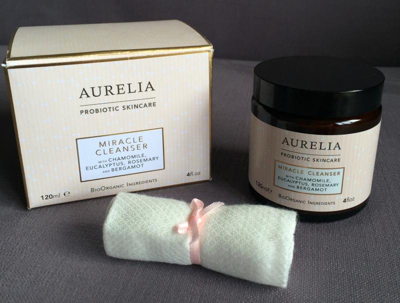 Aurelia Organic Miracle Cleanser